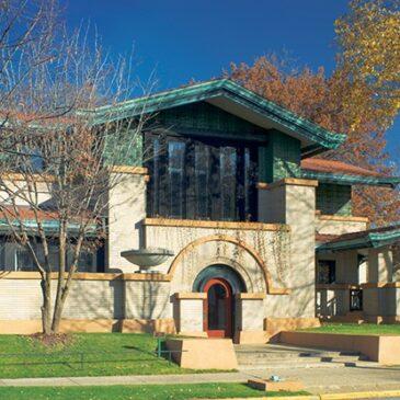 Dana-Thomas House: Documents add to rich history